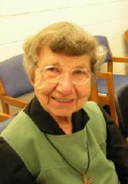 Sr. Helen Kilzer