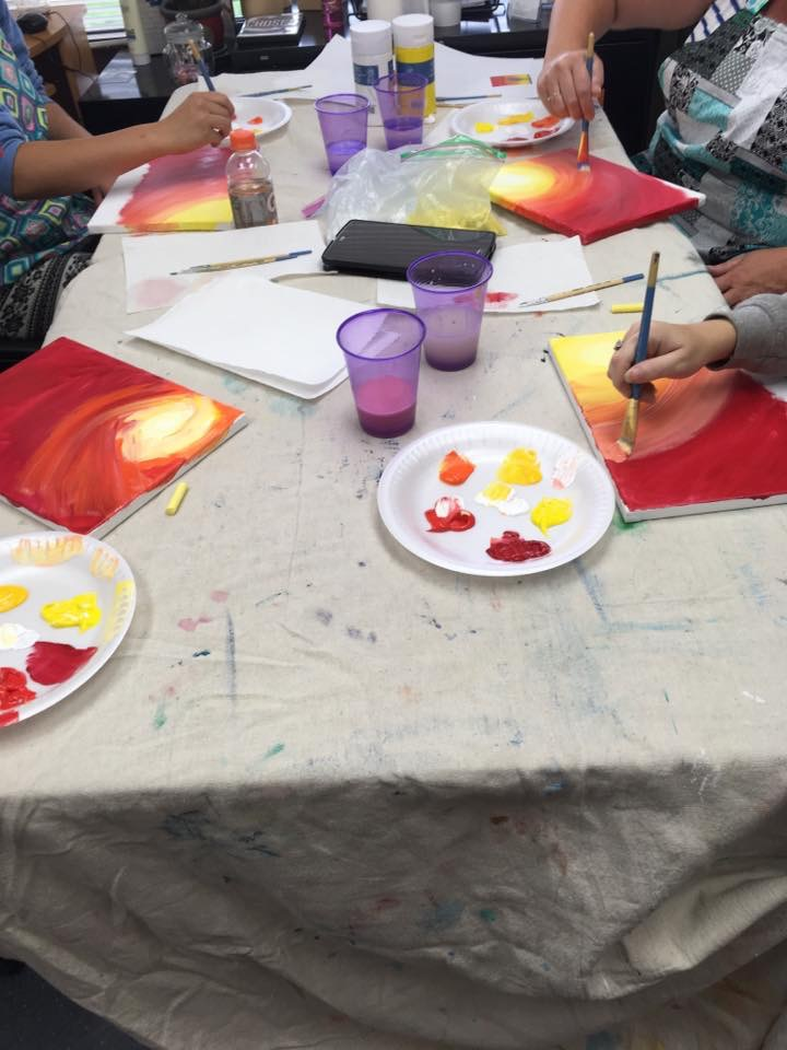 Art Therapy for Survivors with Mindful Arts
