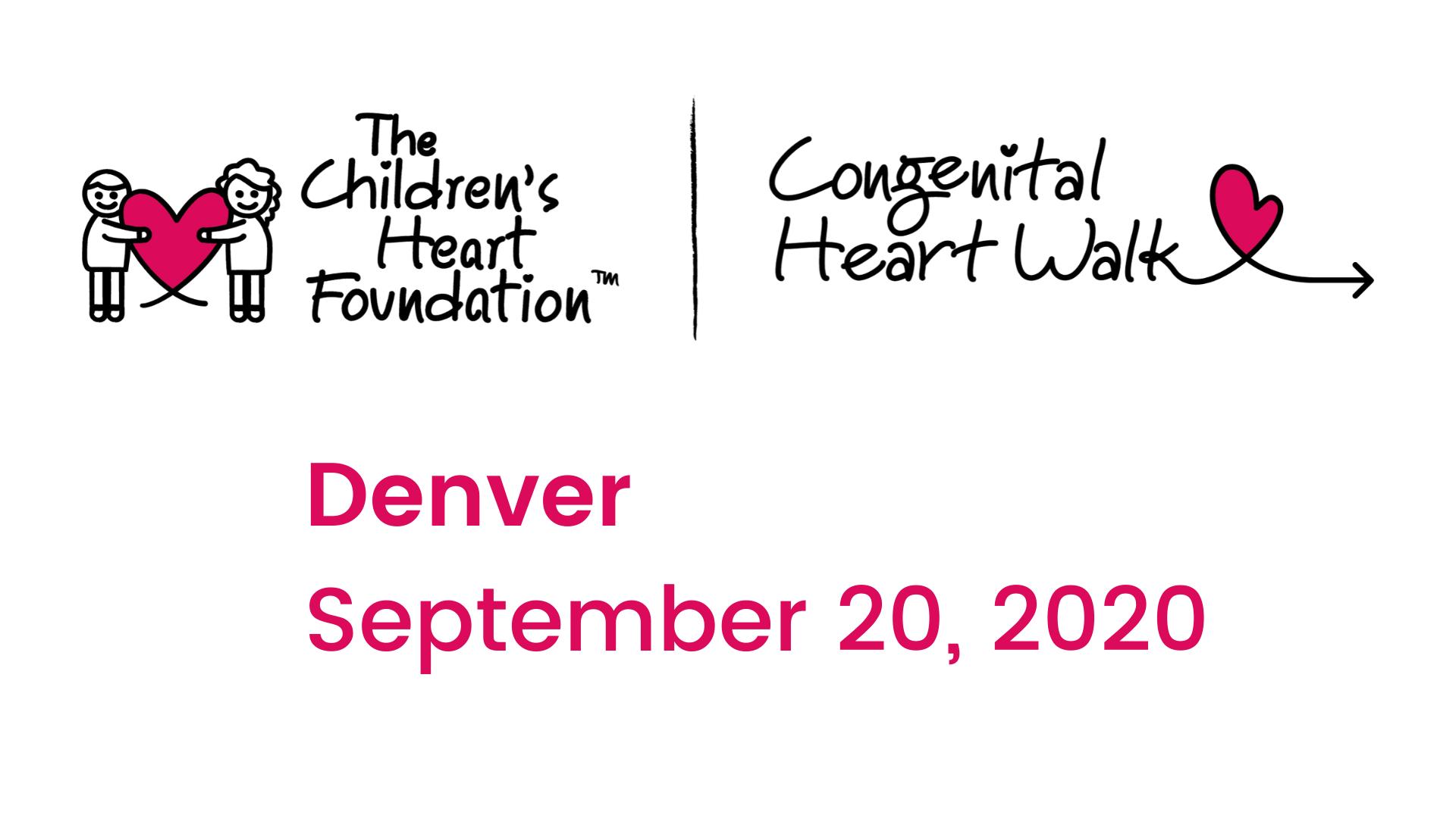 Denver Congenital Heart Walk (Colorado)