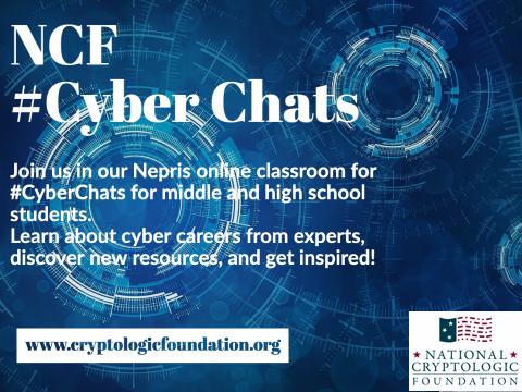 Cyber Career Awareness Week - NCF #CyberChats