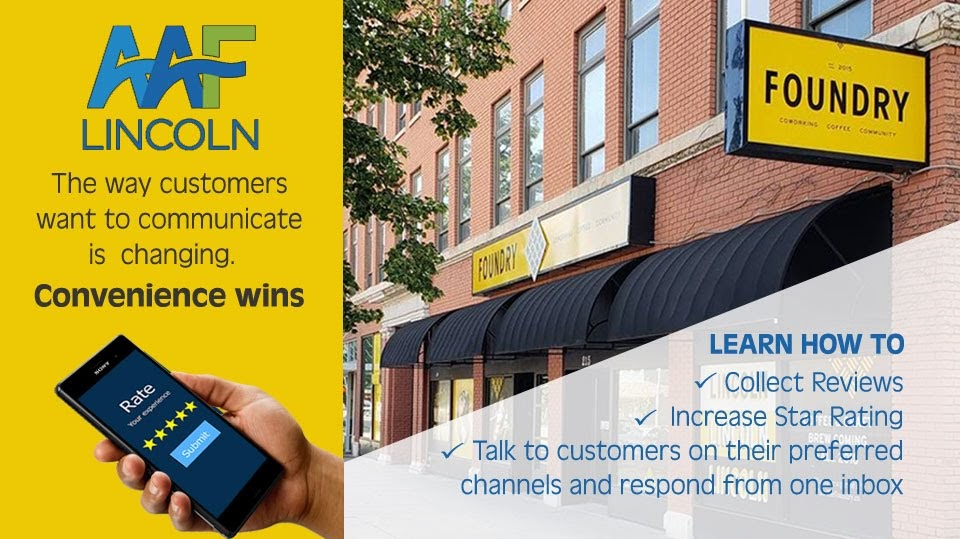 Connecting to Customers: Lunch & Learn with Podium