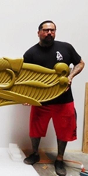 Alejandro Gonzalez (Alex) , Artist & Painter