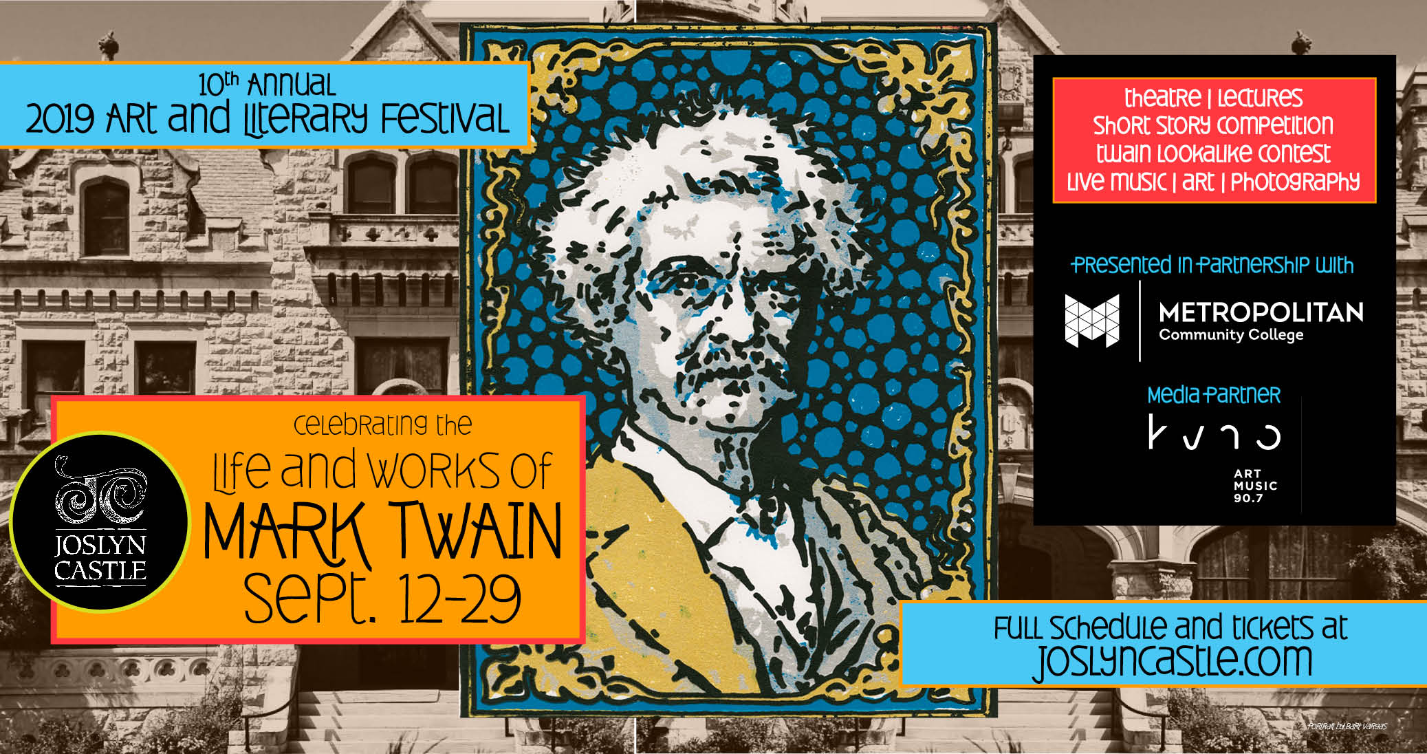 An Evening with Mark Twain