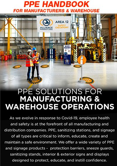 PPE for Manufacturer & Warehouse