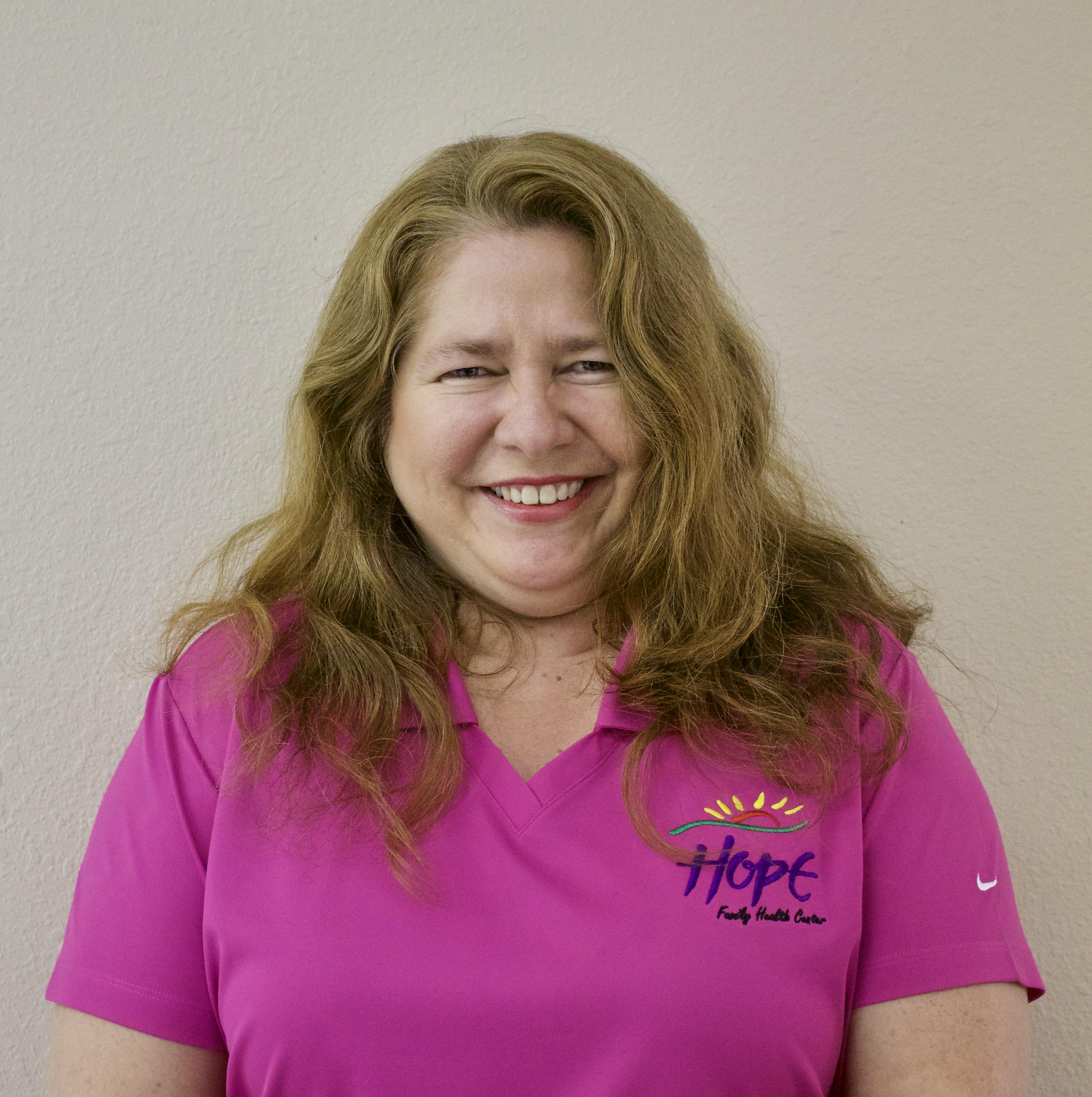 Nancy Saenz, Integrated Behavioral Health Director