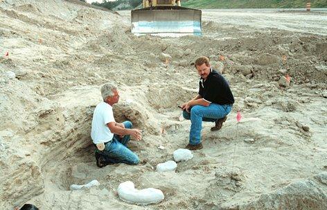 discussion of excavation