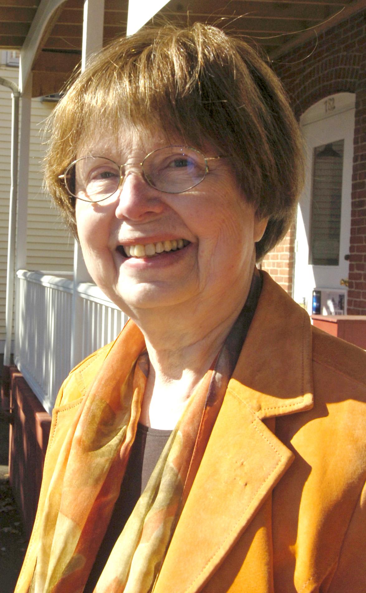 Margaret M. Sprague, president