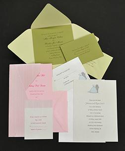 Wedding Printing & Design