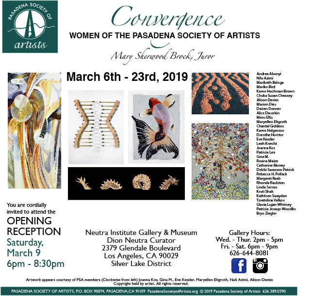 Convergence - Women of PSA (click for Press Release)