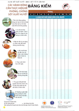 Can Tho: The Checklist of Dengue Fever Prevention