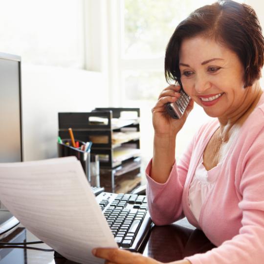 Help adults gain workplace skills
