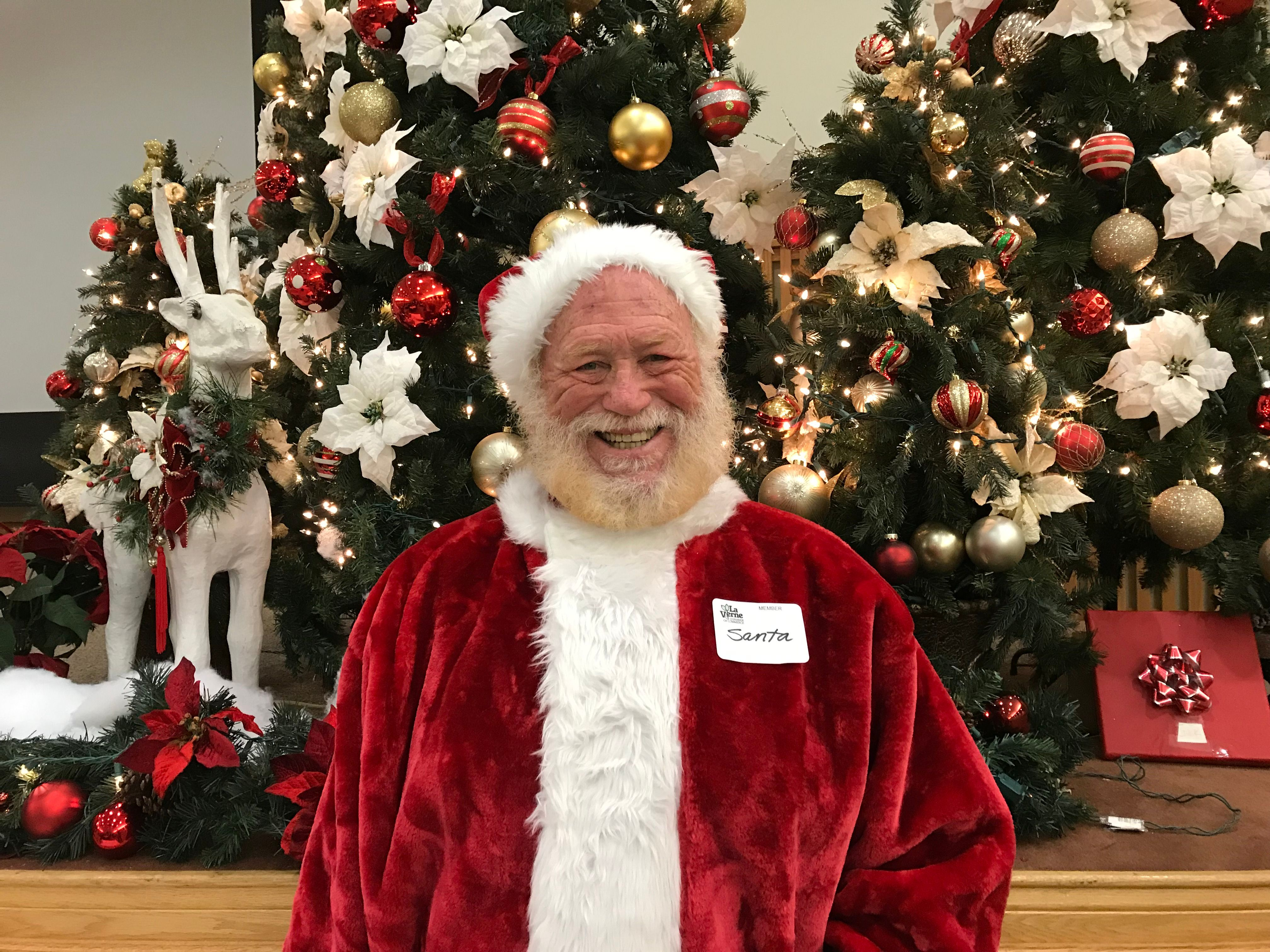 Meet the Real Santa at the Annual Holiday Open House, Sat. Dec. 8