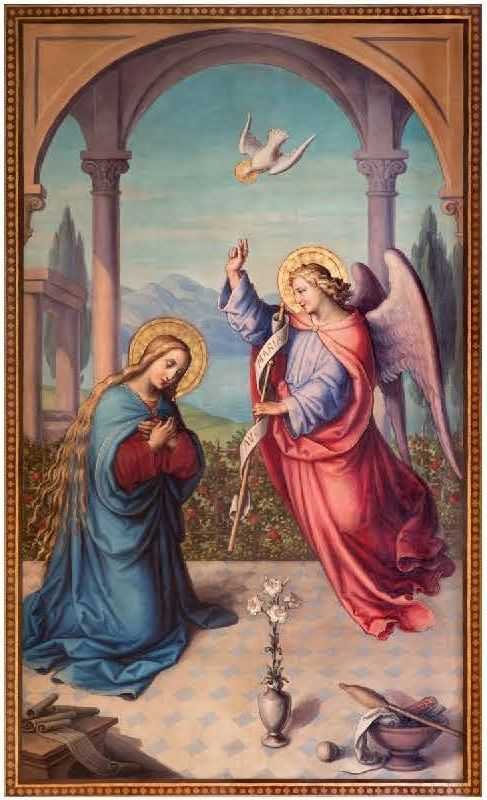 Feast Day of the Annunciation of the Lord
