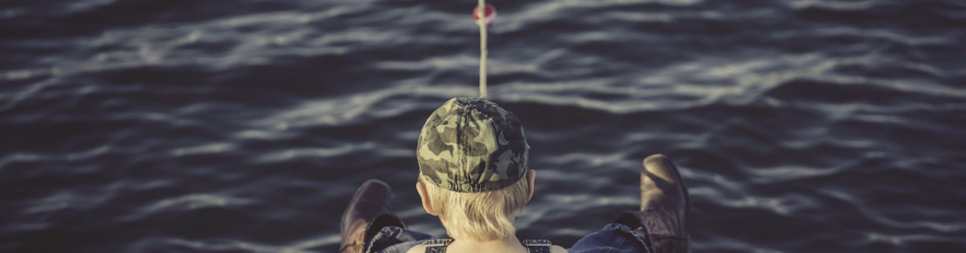 Great Ideas About Kids and Fishing