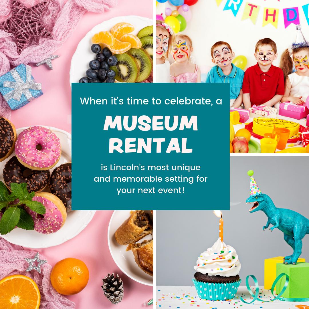 Museum Rentals