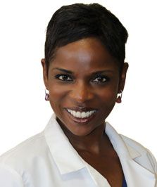 DR. GLENNA TOLBERT, CLASS OF 1989, RECEIVES DAVID GEFFEN SCHOOL OF MEDICINE AT UCLA OUTSTANDING TUTOR AWARD