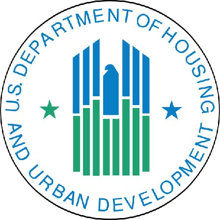 U30250 - Department of Housing & Urban Development Seal Carved 3D Wall Plaque
