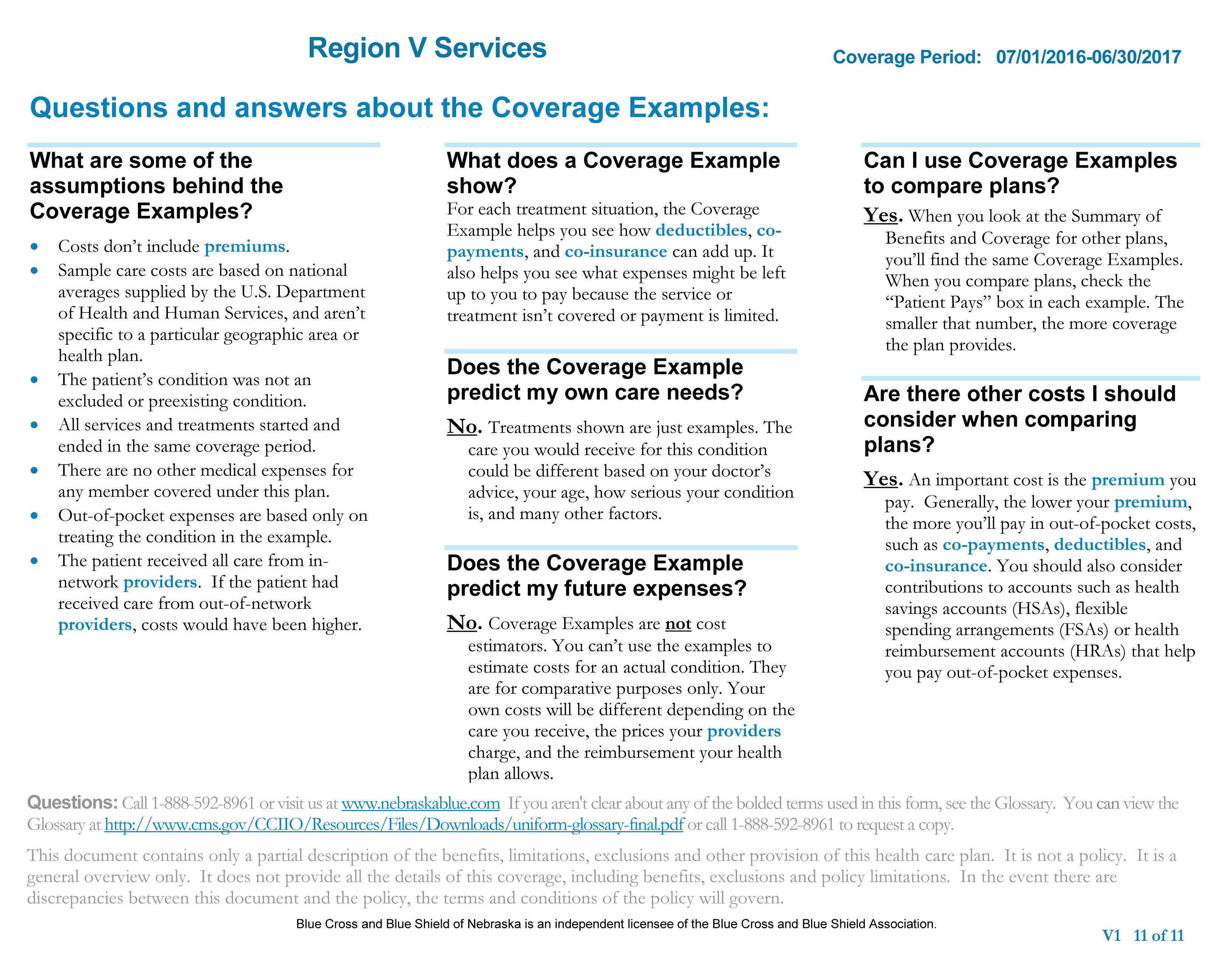 Region V Services Resources Employee Resources