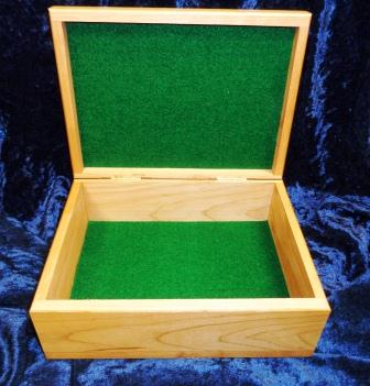 State Capitol - Cherry Box