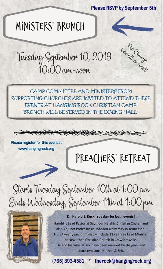 Preacher's Retreat