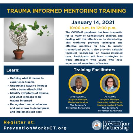 Trauma-Informed Mentoring Training