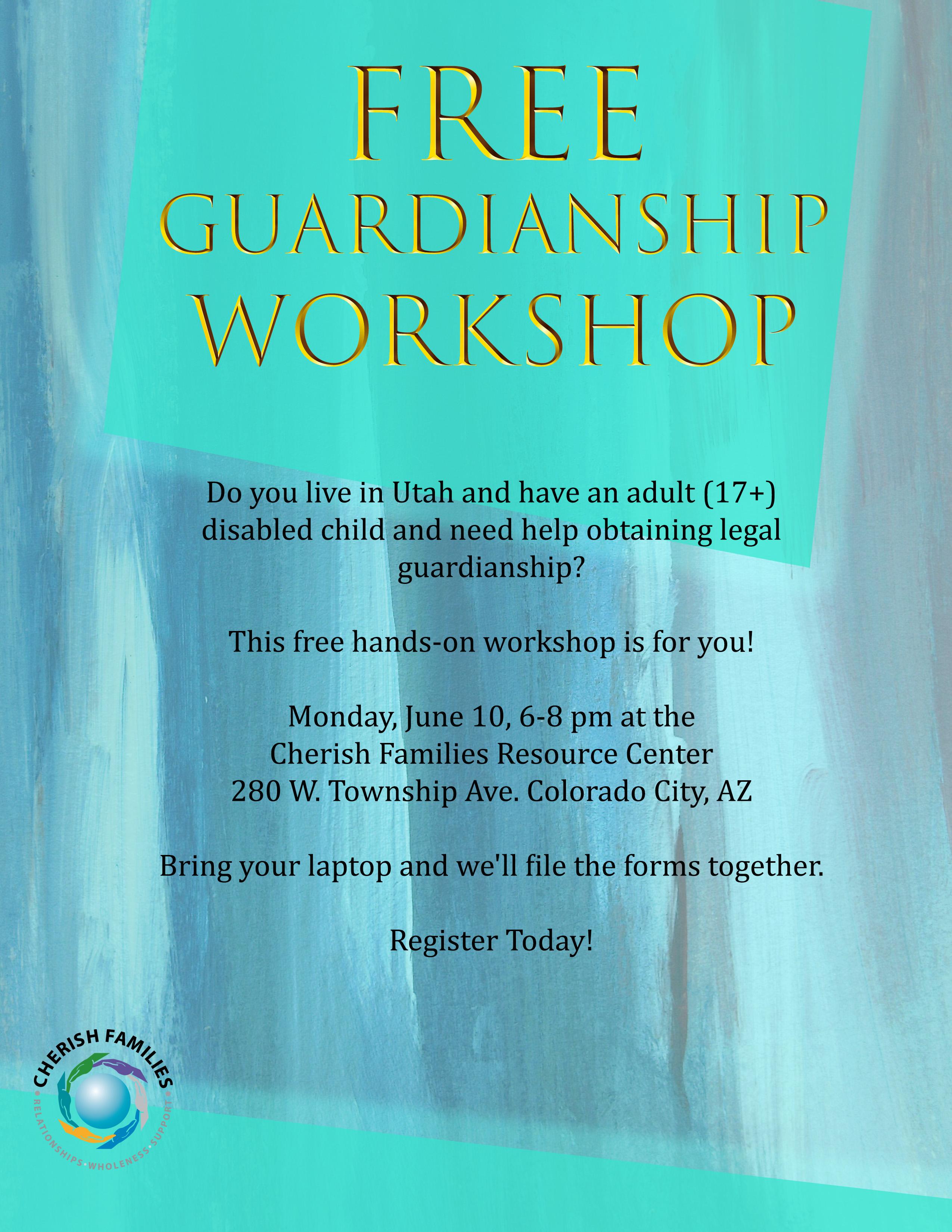 Guardianship Workshop
