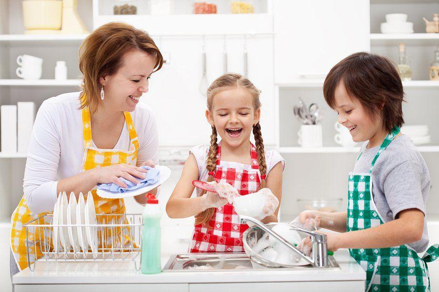 Everyone's favorite word – Chores