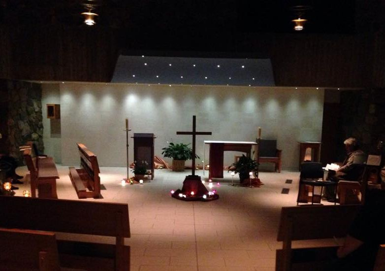 Please Join Us for Lenten Taize Prayer Services  in March