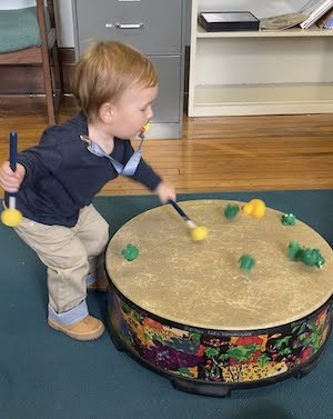 Baby Bop 2 | Spring 2021 B: Apr. 20-May 11 | Ages 10-23 mos.