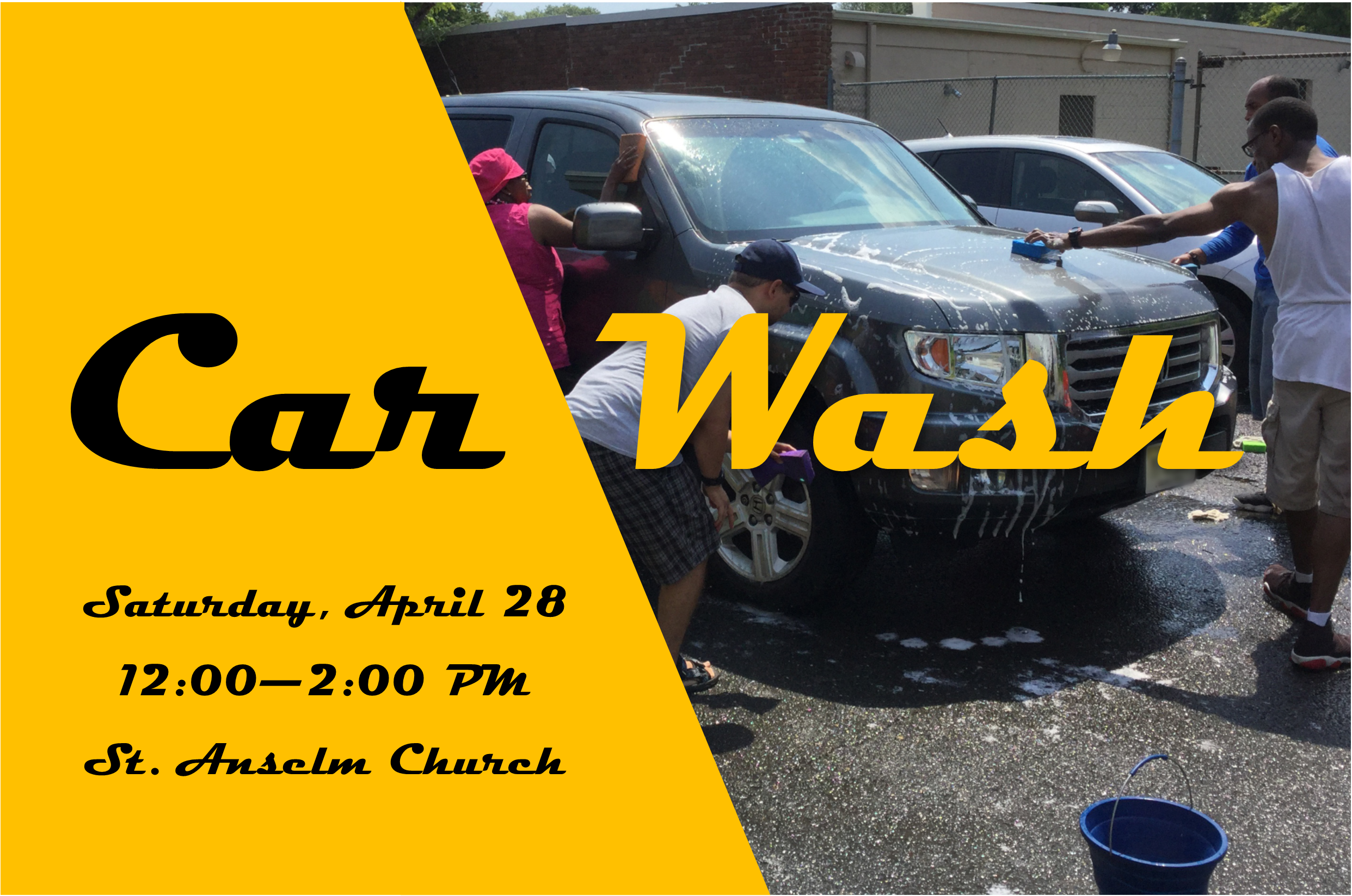 Circle's Club Car Wash