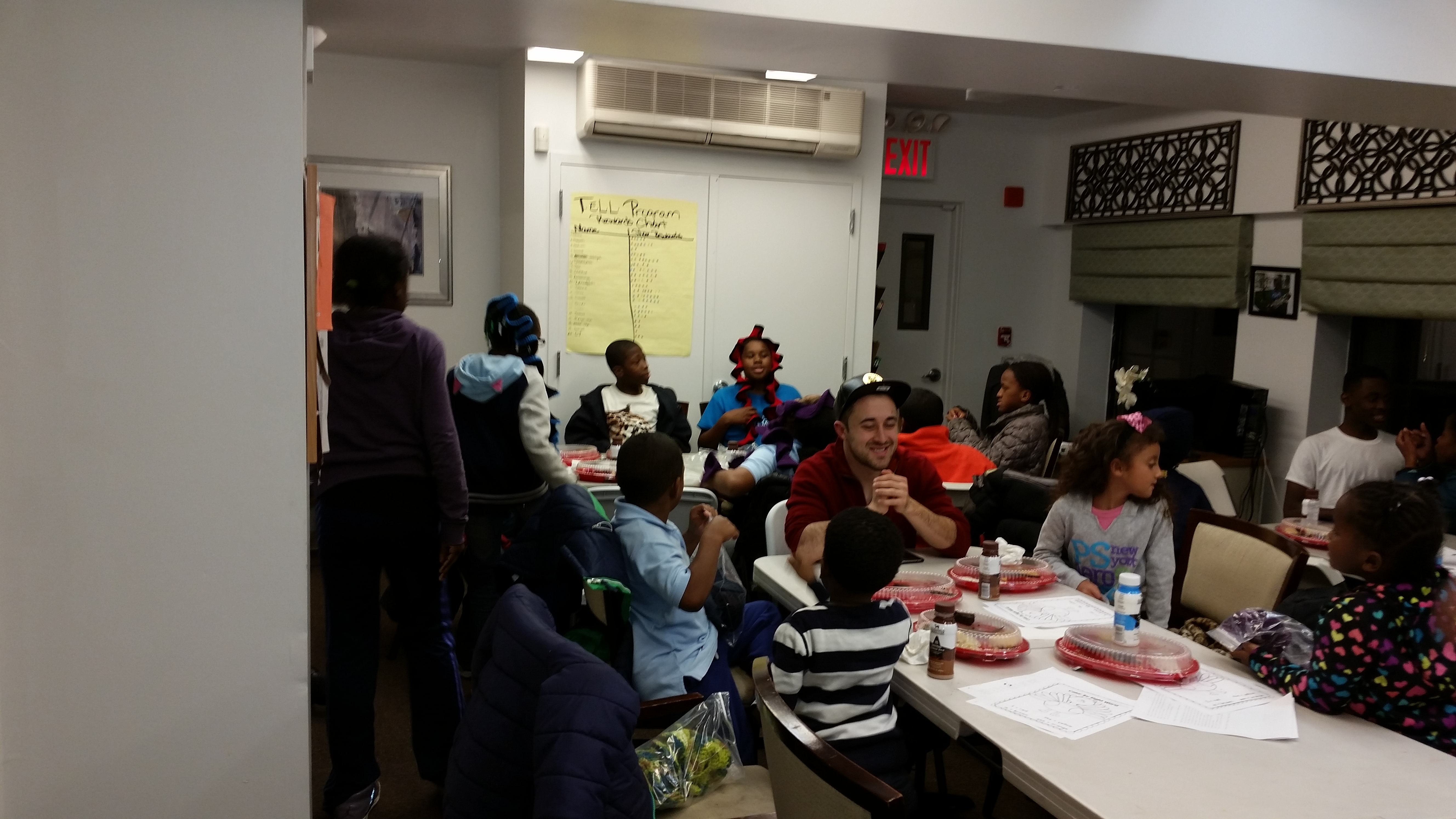 H.E.A.L.T.H for Youths College Counseling Workshop at Columbia University