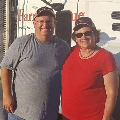 Dennis & Mary Bartsch