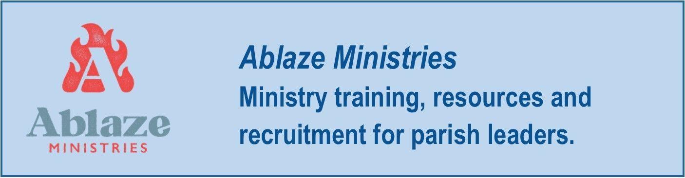 Ablaze Ministries - linked