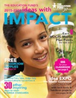 2015 -2016 Ideas with IMPACT Catalog