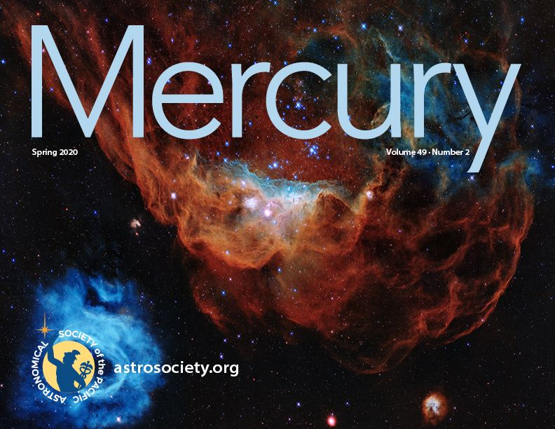 Spring 2020 issue of Mercury