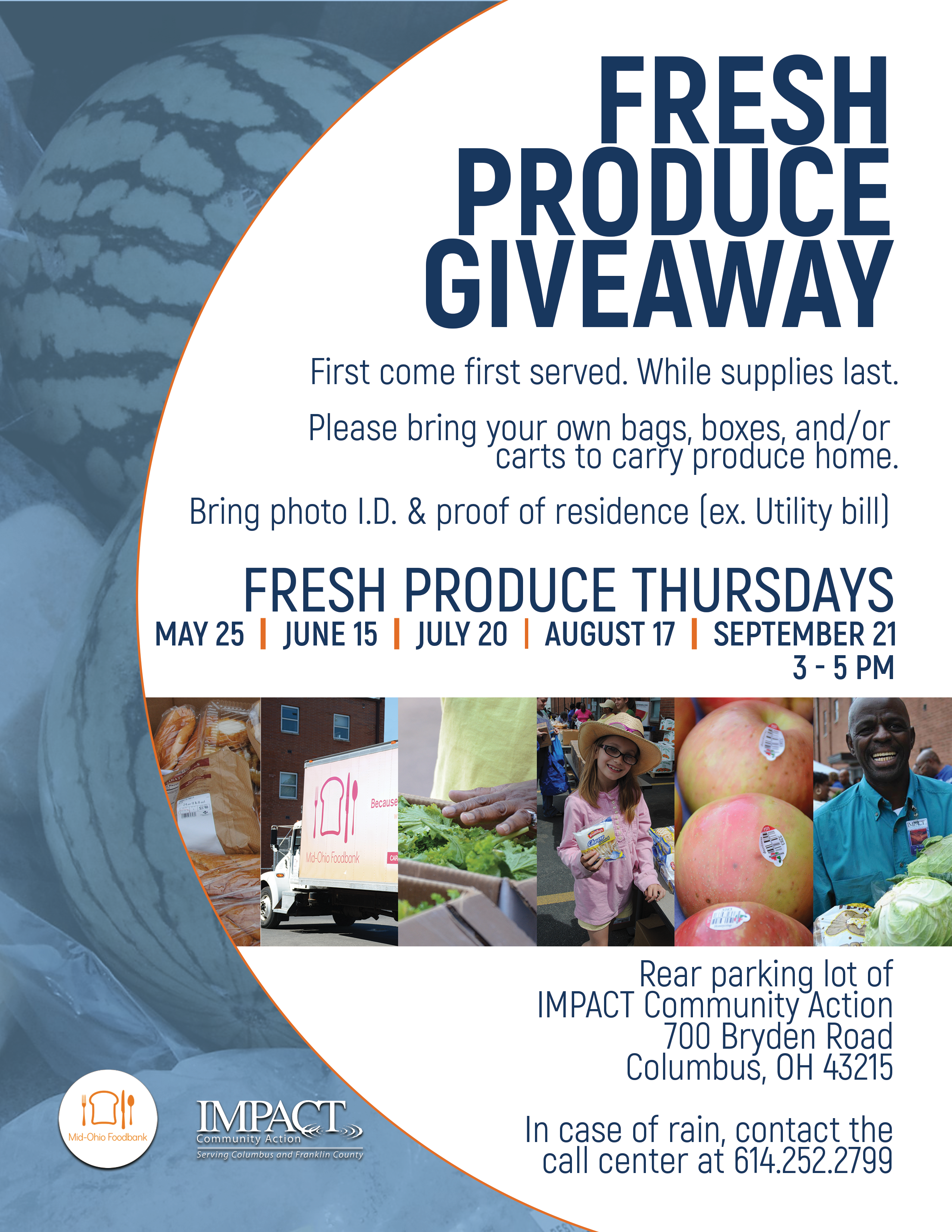 Fresh Produce Giveaway