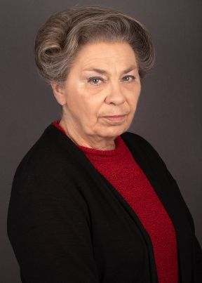 Norene Ruggiero, Circulation Desk Supervisor