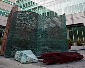 """A New Clue to 'Kryptos'"" - New York Times articles"