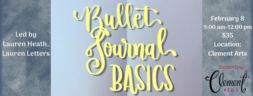 Bullet Journaling Workshop