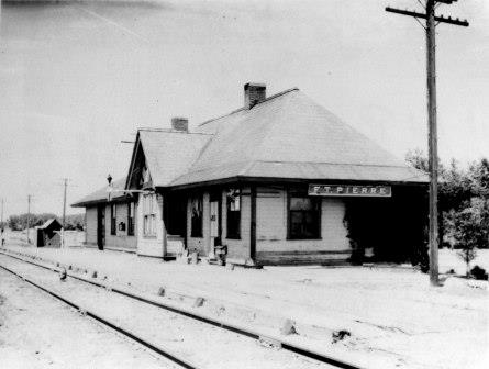 Restored Fort Pierre railroad depot to host program about railroad history in South Dakota