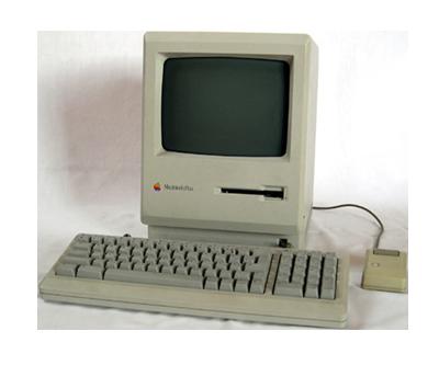 Macintosh Plus 1986