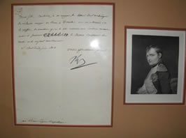 Napoleon Letter (posted 2/6/11)