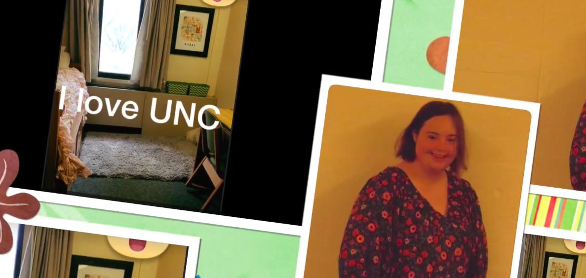 Video: Meet Isabelle, UNC Senior