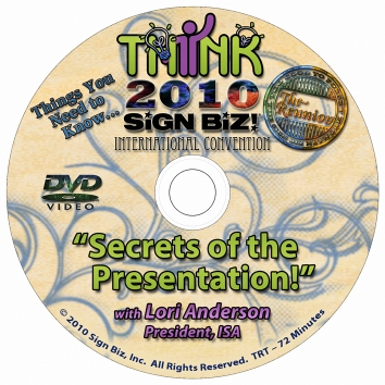 2010 OSW: Secrets of the Presentation
