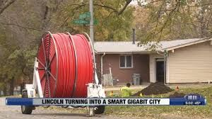 Lincoln is a Gigabit City