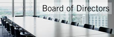 Board of Directors Meeting