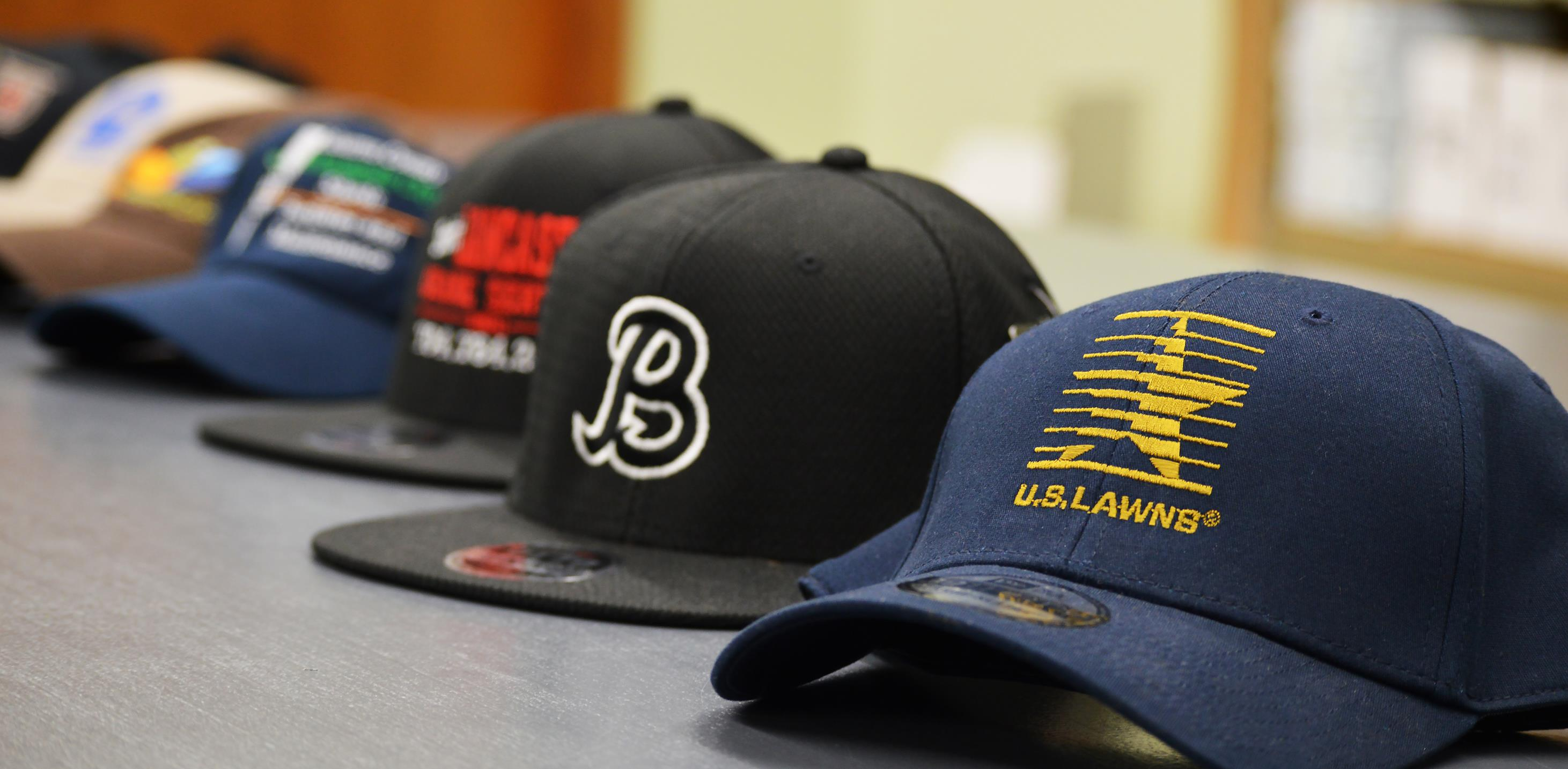 Embroidered hats Concord, NC