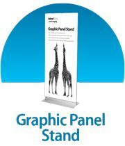 Graphic Panel Stand