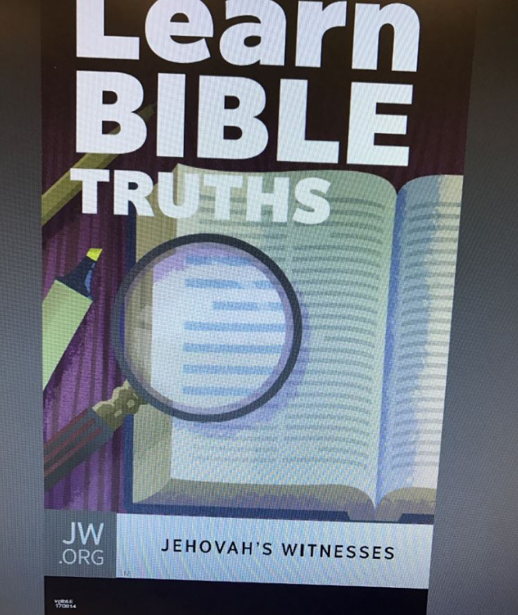 Learn Bible Truths (NEW PRINT)