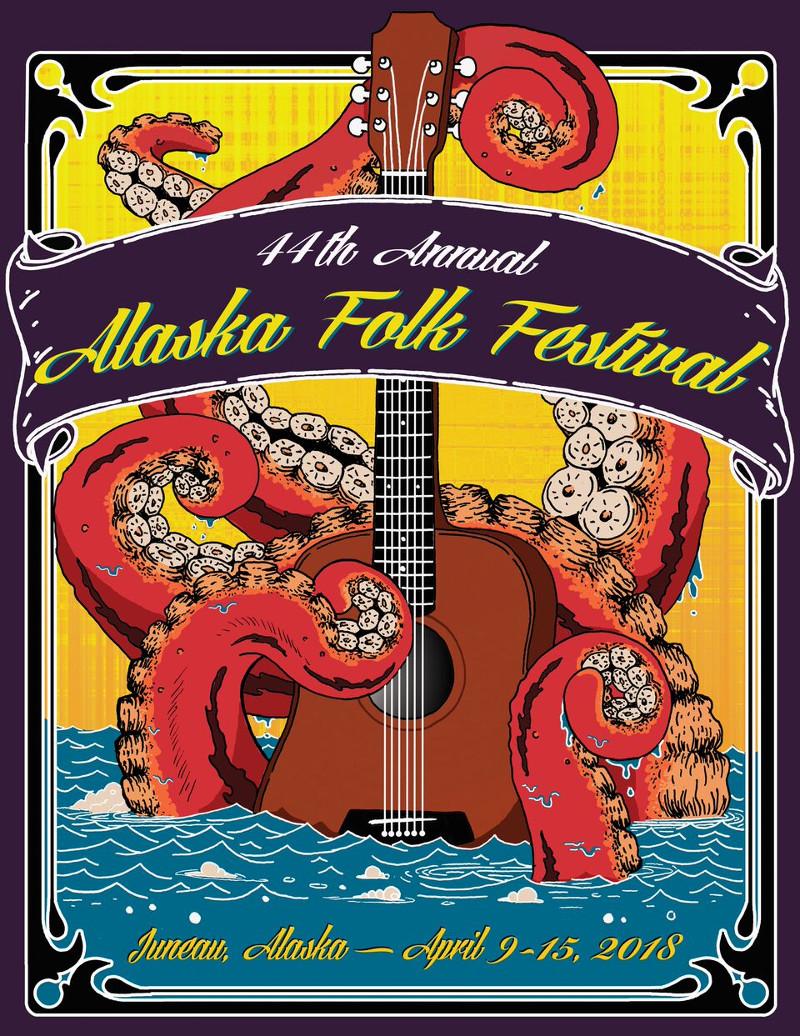 2019 Alaska Folk Festival